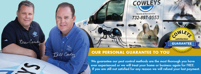 Cowley's Pest Services
