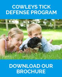 Cowleys Tick Defense Program