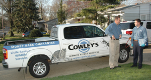 Cowleys Pest Services promise to you!